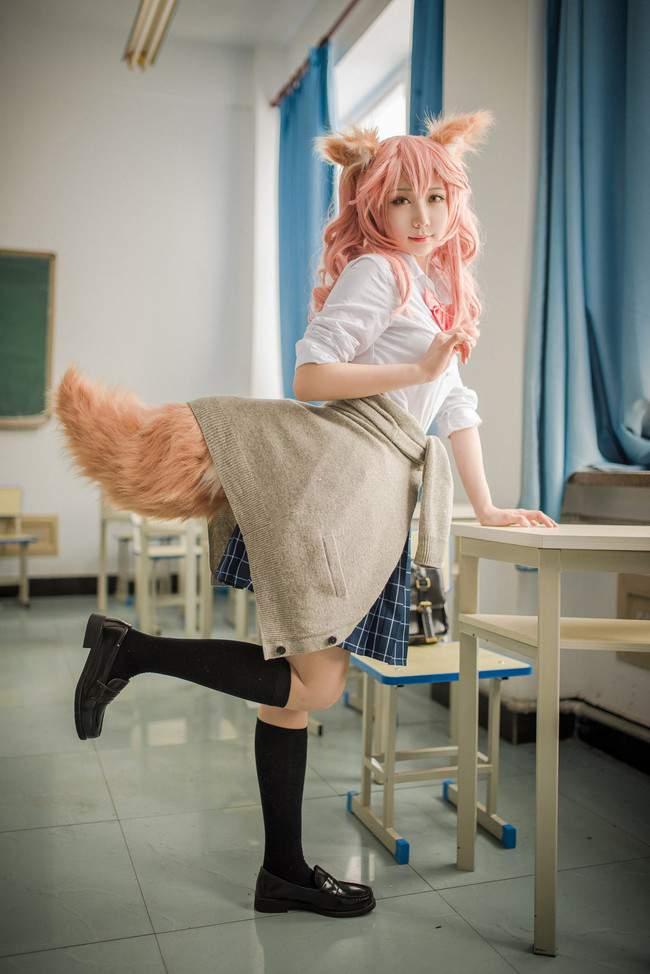 Fate/Extra 同人制服