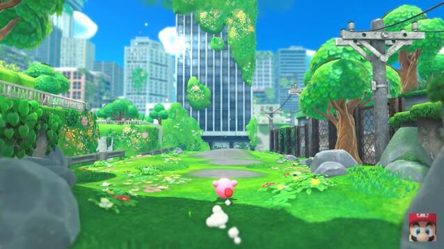 任天堂2022年春季推出《卡比和被遗忘的土地》Switch游戏